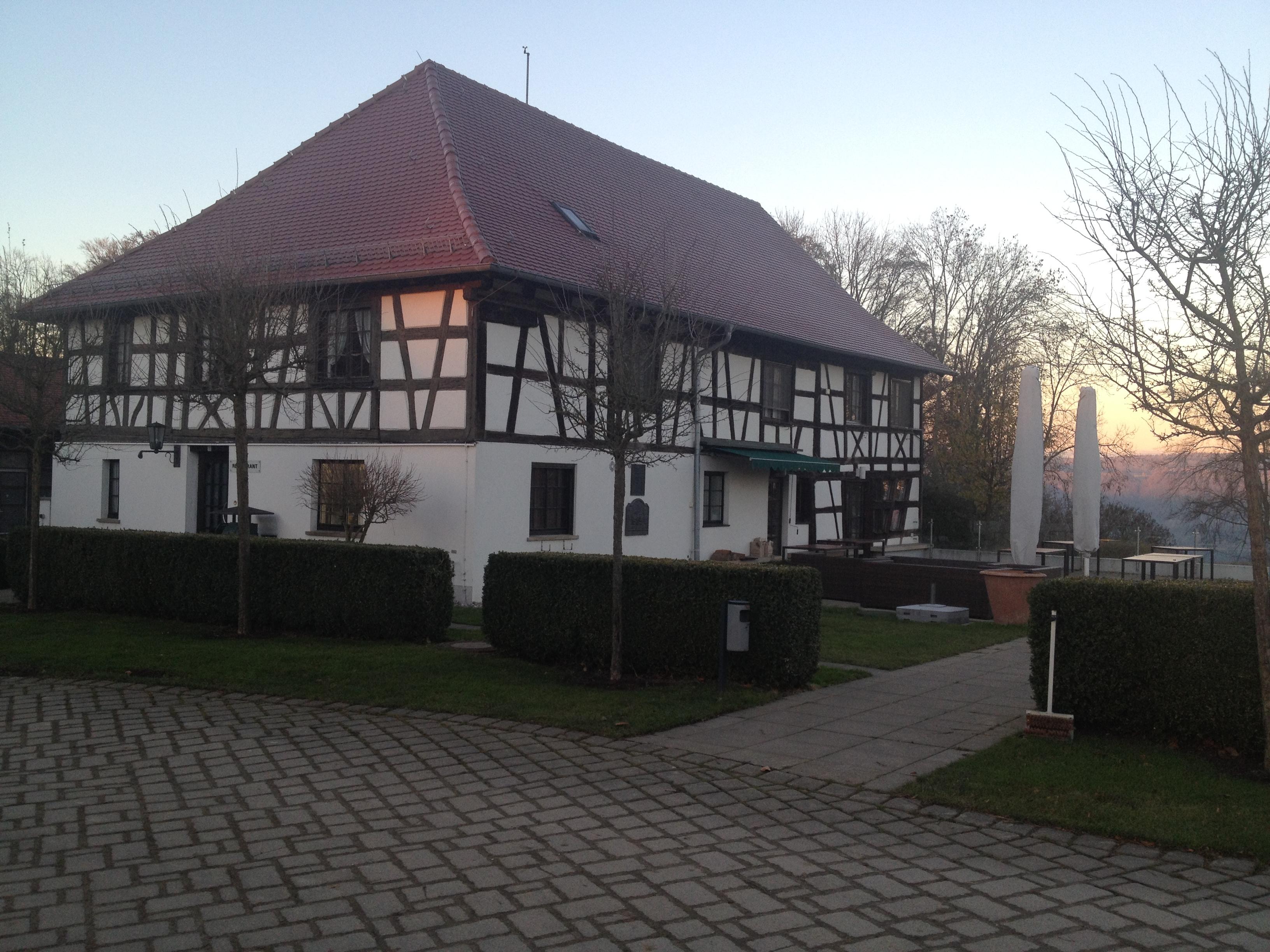 Erste Winterimpressionen Restaurant Haus Am Markt Bad Saulgau - Porte placard coulissante avec serrurier saint maur des fosses